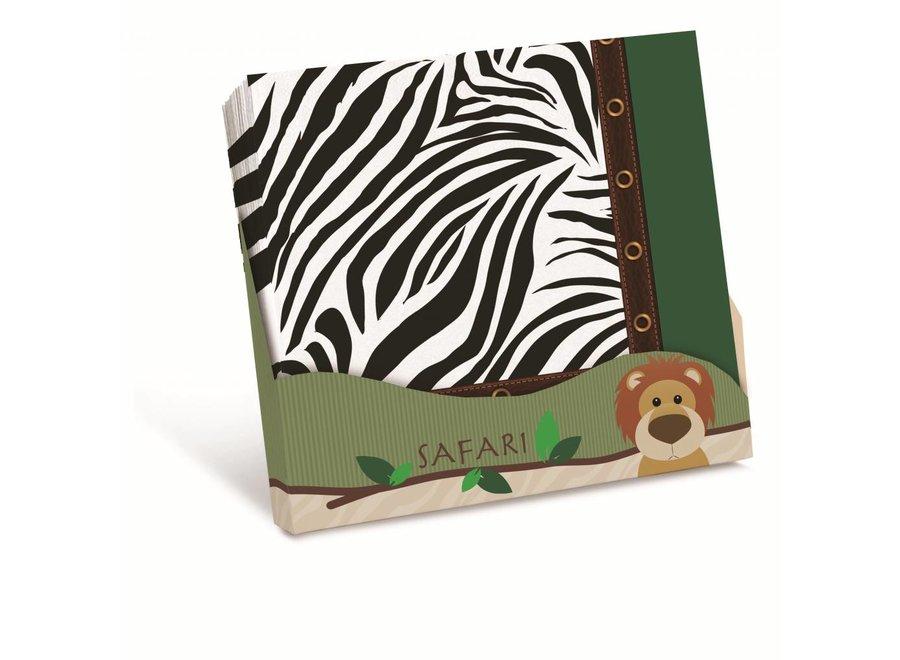 Safari Luxe Pakket voor 8 of 10 personen