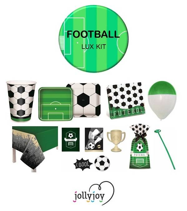 Jollyjoy FOOTBALL LUX KIT