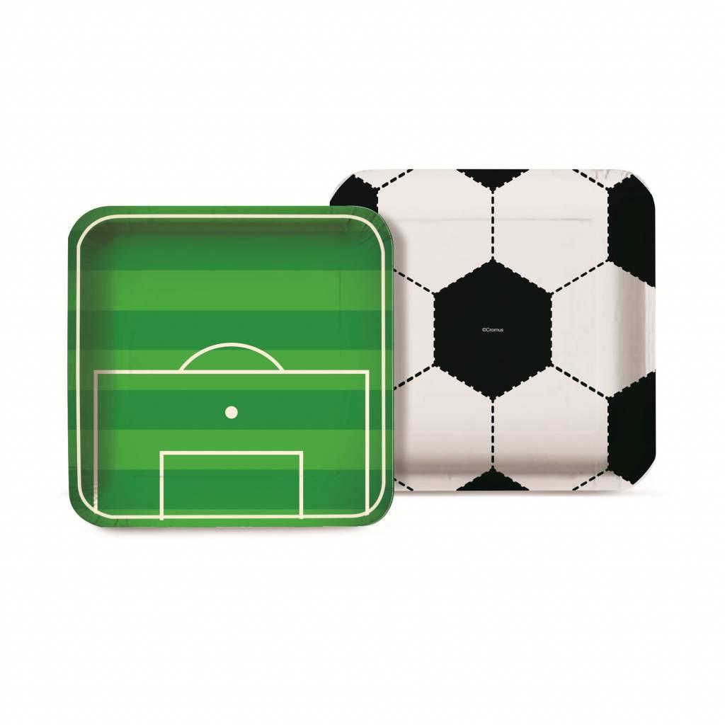 Jollyjoy Voetbal Luxe Pakket voor 8 of 10 personen