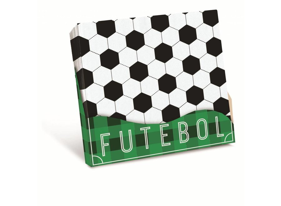 Voetbal Luxe Pakket voor 8 of 10 personen OP=OP