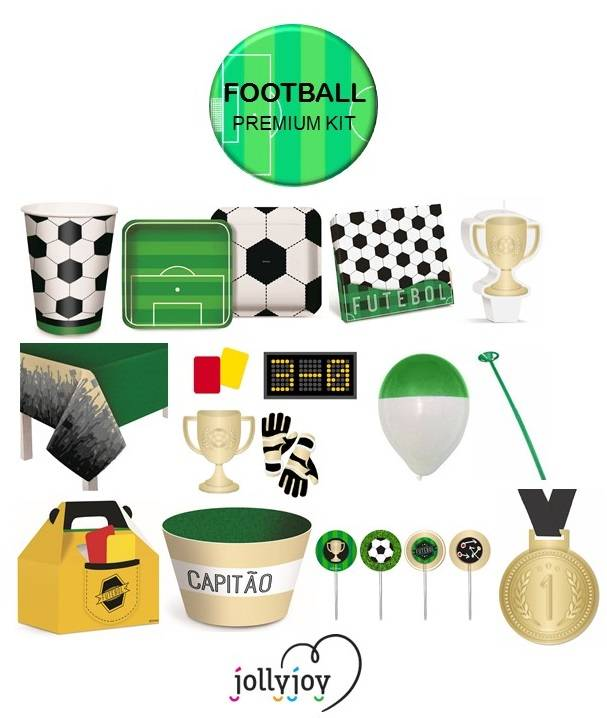 Jollyjoy FOOTBALL PREMIUM KIT