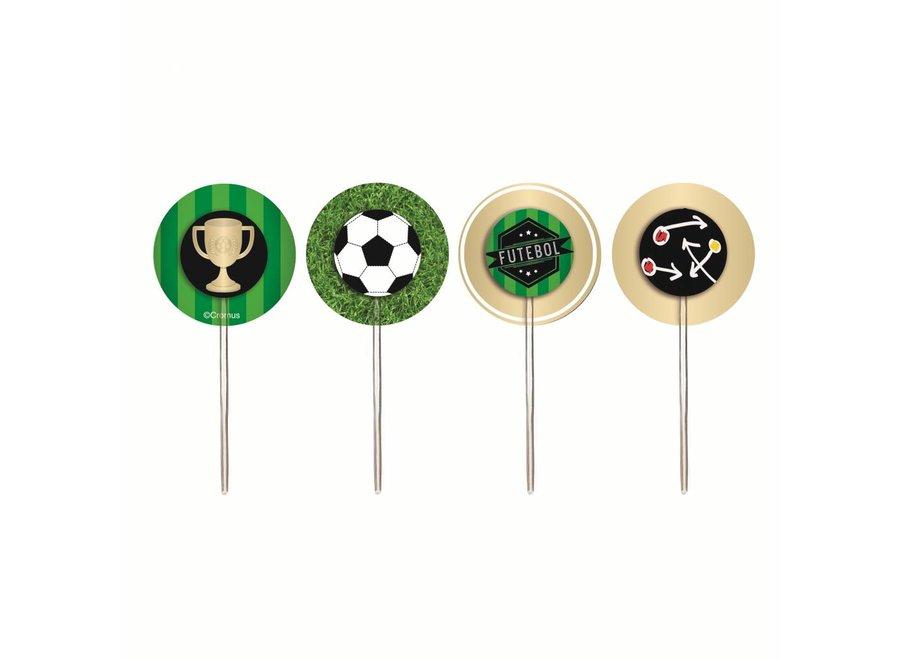 Voetbal Premium Pakket voor 8 of 10 personen