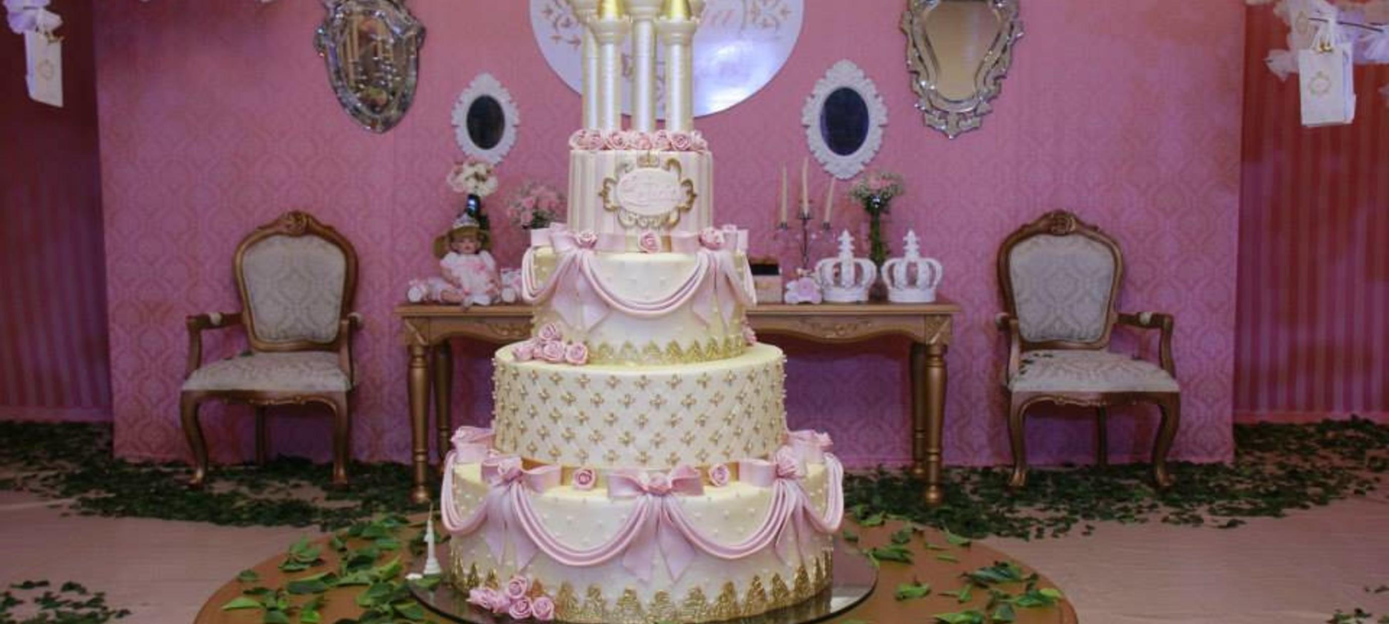 Festa Princesa – Letícia 1 Aninho