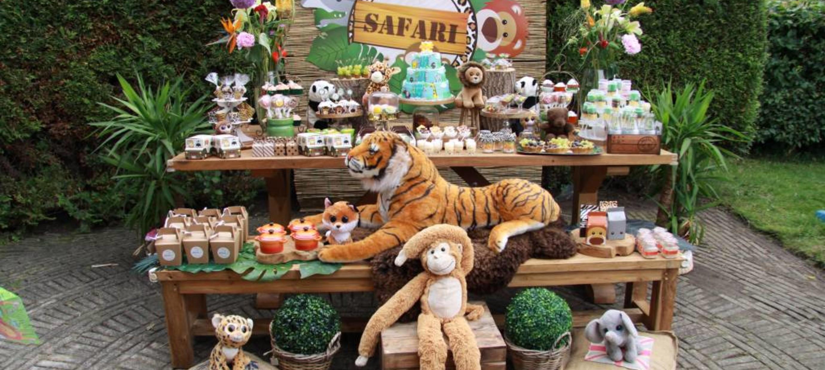 Safari – Henk's 3rd Birthday & JollyJoy Company Opening