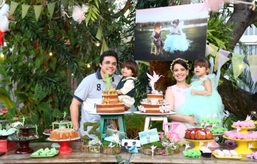 Picnic with Peter Pan & Tinker Bell – Biel's & Babi's 3rd Birthday