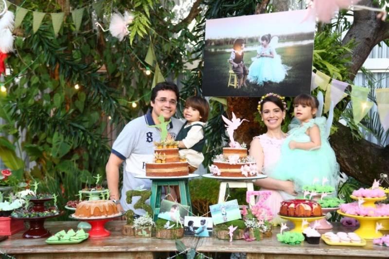 Picnic with Peter Pan & Tinker Bell – Biel's & Babi's 3rd Birthday