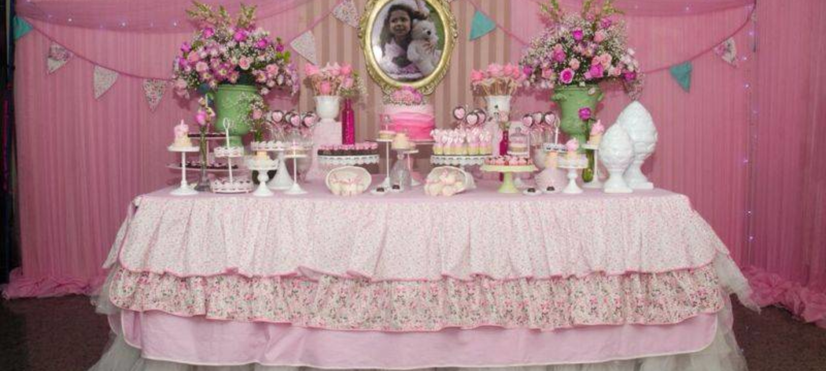 Pyjama Party – Luna's 5th Birthday