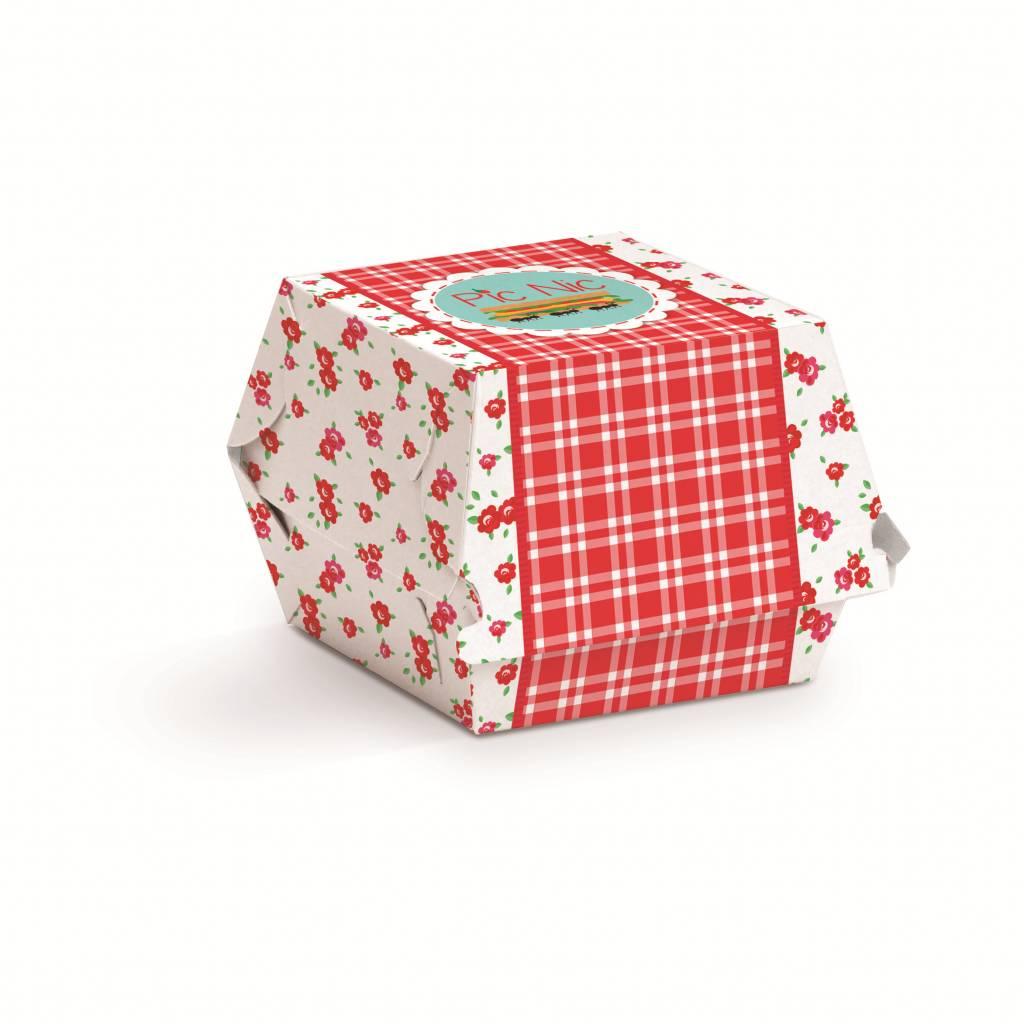 Jollyjoy Picknick Luxe Feestpakket voor 8 of 10 personen