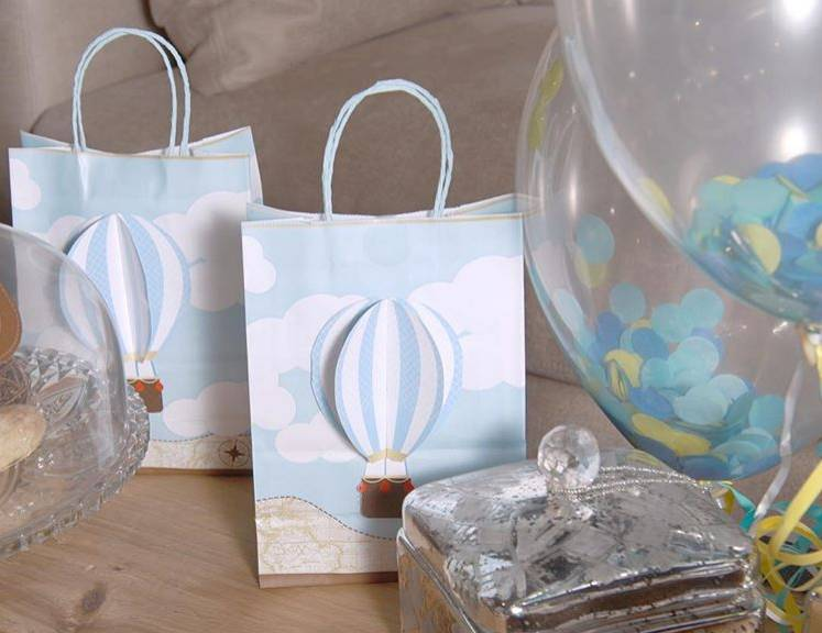 Jollyjoy EXPLORER LAMINATED BAG WITH 3D EMBELLISHMENT