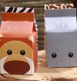 Jollyjoy SAFARI ASSORTED MILK BOX