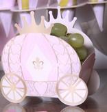 Jollyjoy 8 PRINCESS KINGDOM CARRIAGE BASKET