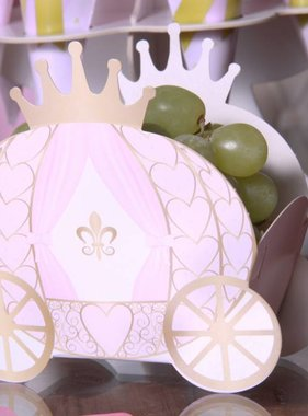 Jollyjoy 8 PRINCESS KINGDOM CARRIAGE BASKET