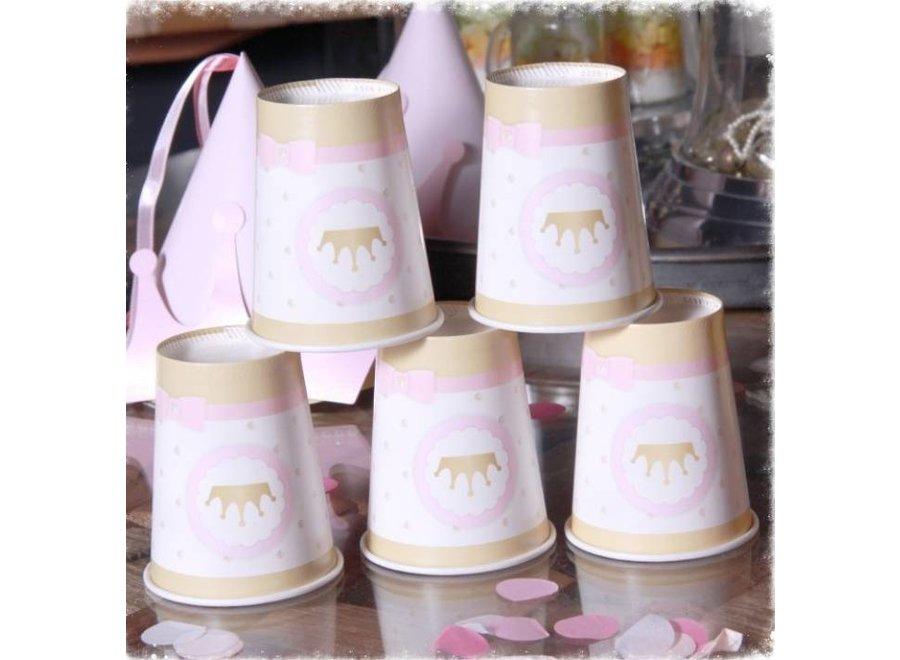 PRINCESS KINGDOM PAPER CUPS