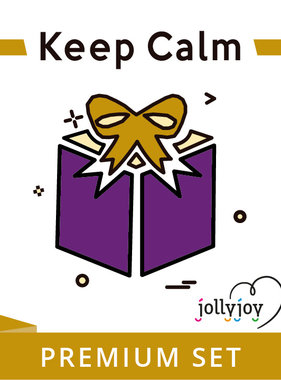 Jollyjoy KEEP CALM PREMIUM KIT