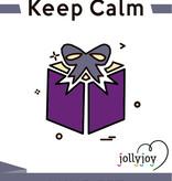 Jollyjoy LUXE SET KEEP CALM