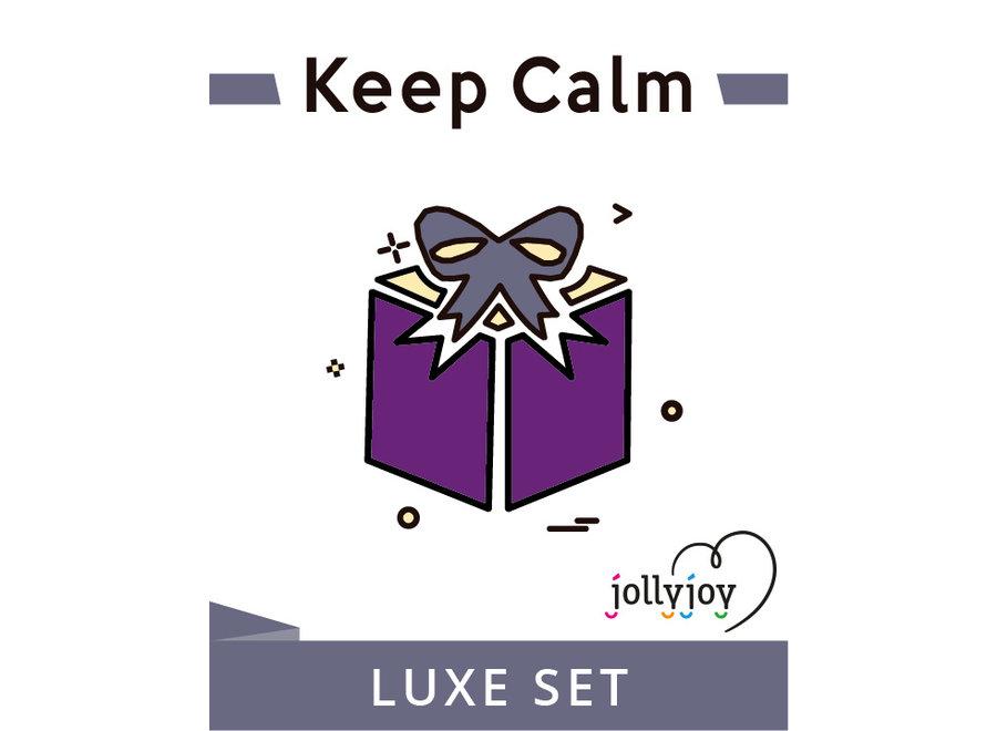 Keep Calm Luxe Pakket voor 8 of 10 personen OP=OP