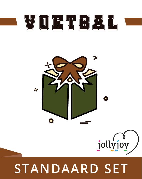 Jollyjoy STANDAARD SET VOETBAL