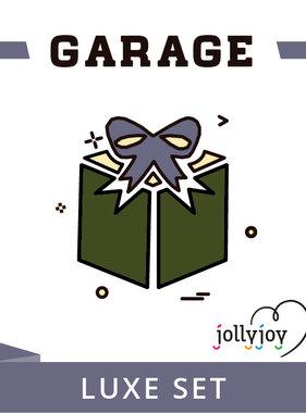 Jollyjoy Garage Luxe Pakket voor 8 of 10 personen