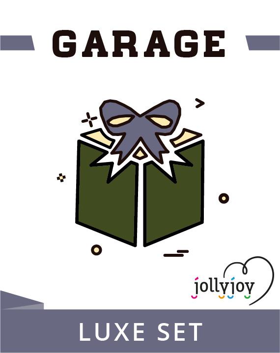 Jollyjoy LUXE SET GARAGE