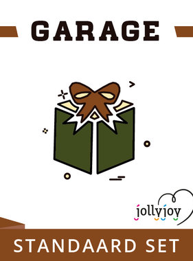 Jollyjoy STANDAARD SET GARAGE