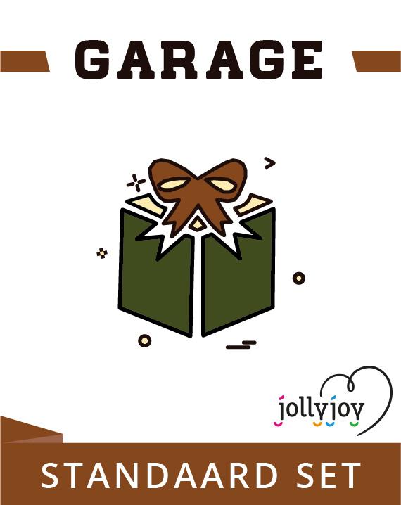 Jollyjoy GARAGE STANDARD KIT