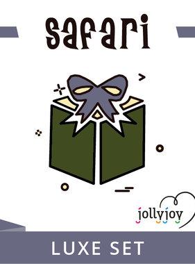 Jollyjoy Safari Luxe Pakket voor 8 of 10 personen