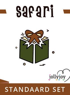 Jollyjoy STANDAARD SET SAFARI