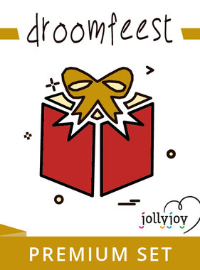 Jollyjoy DREAM PARTY PREMIUM KIT