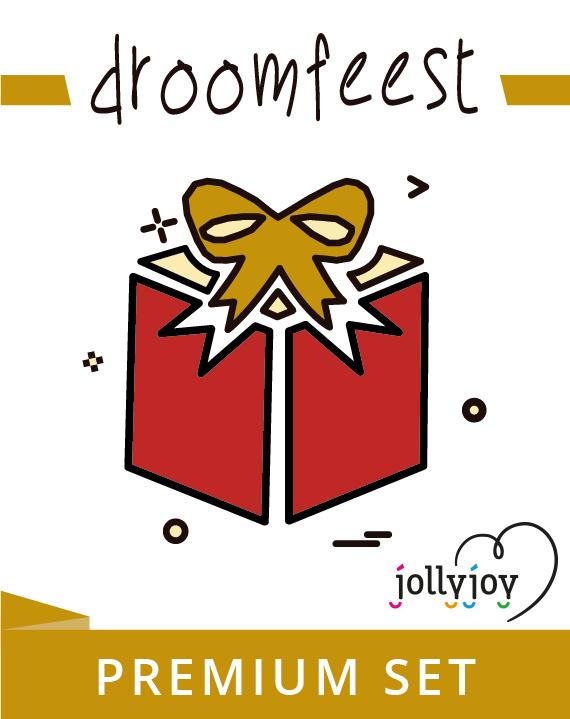 Jollyjoy PREMIUM SET DROOMFEEST