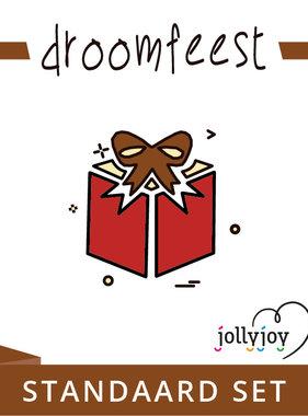 Jollyjoy Droomfeest Standaard Pakket voor 8 of 10 personen