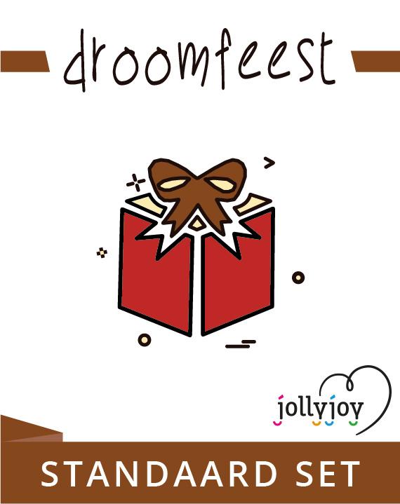 Jollyjoy DREAM PARTY STANDARD KIT