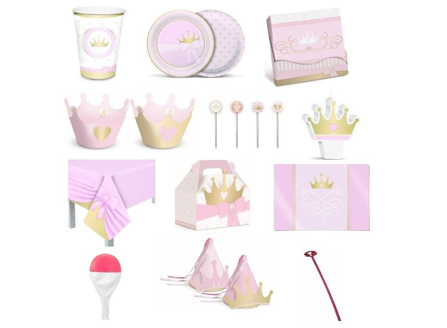 PRINCESS KINGDOM PREMIUM KIT