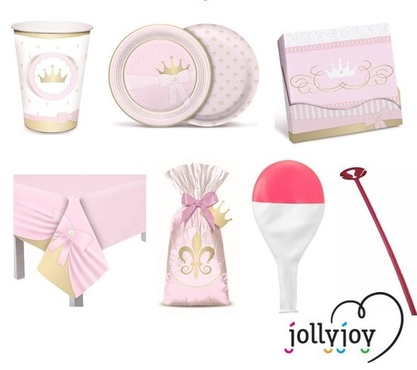Jollyjoy KIT BASICO REINADO DA PRINCESA