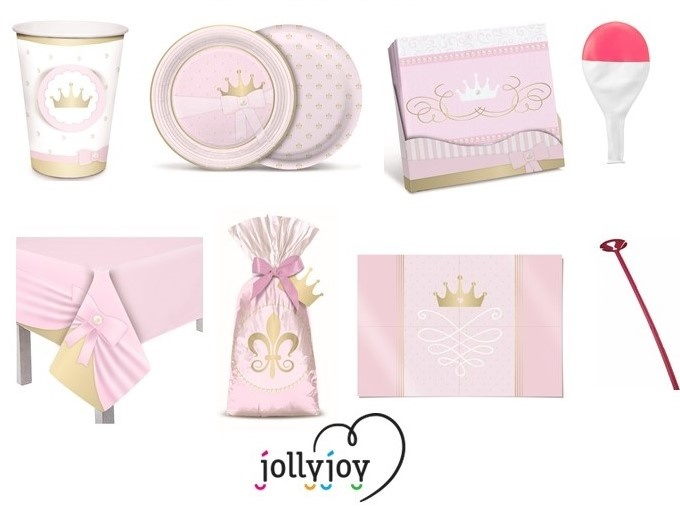 Jollyjoy PRINCESS KINGDOM LUX KIT