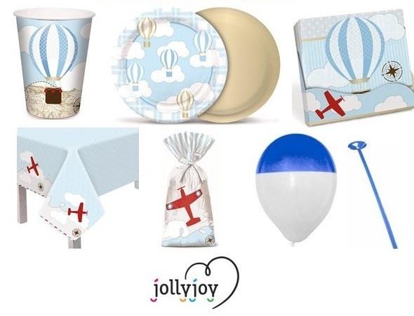 Jollyjoy KIT BASICO AVENTUREIRO
