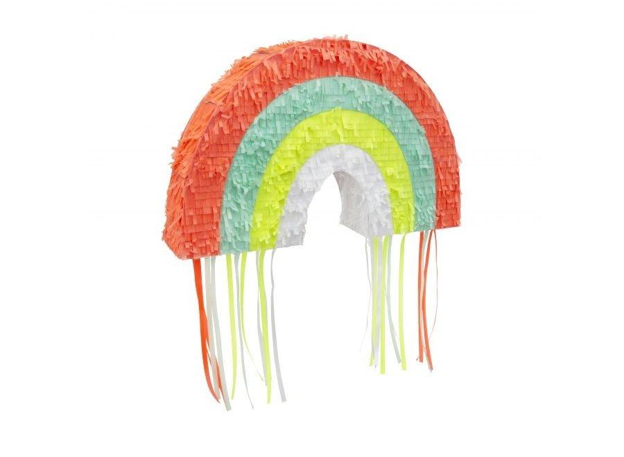 Piñata arco-íris