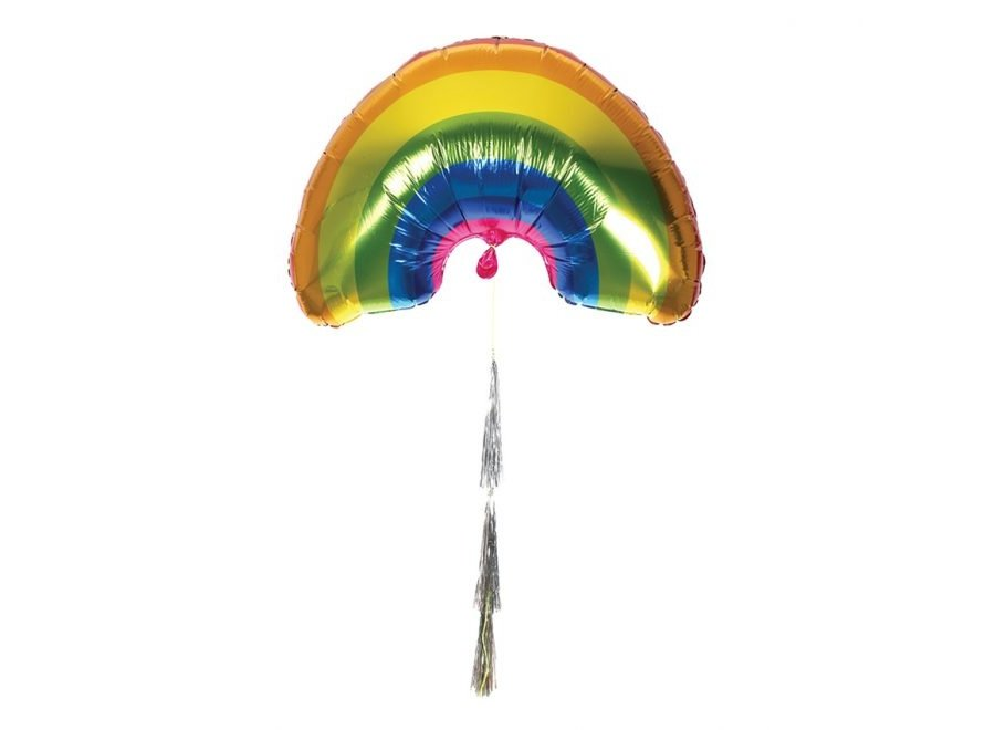 Balão Arco-íris