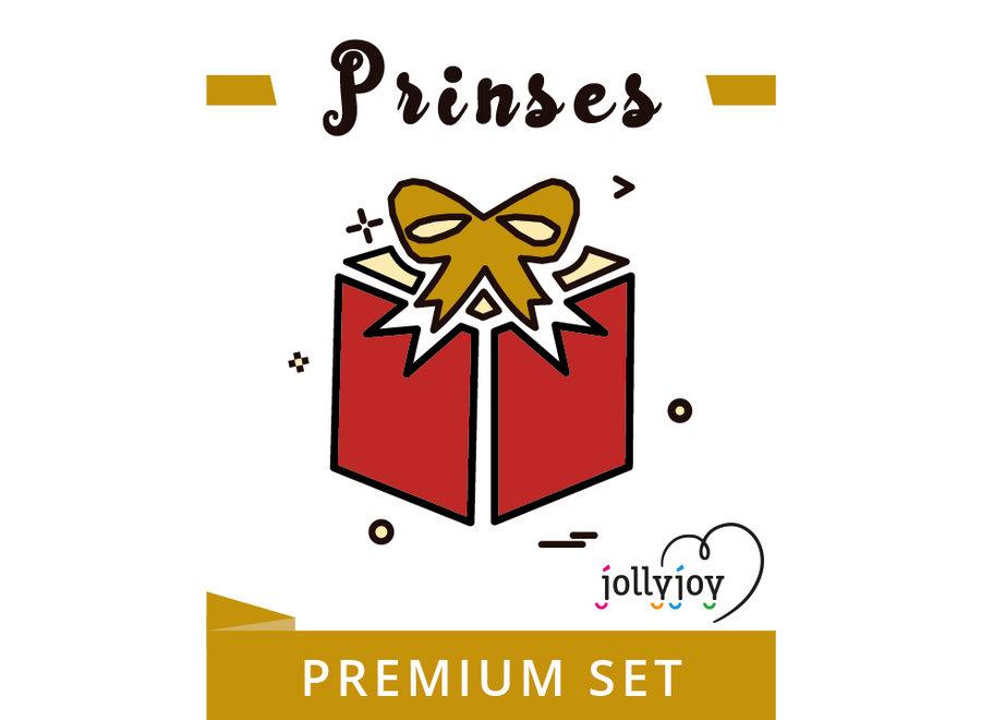Rijk Van De Prinses Premium Feestpakket voor 8 of 10 personen OP=OP