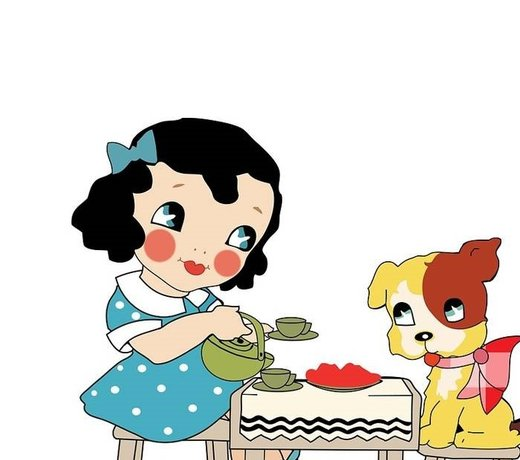 Theekransje Kinderfeestje | Kinderfeestwinkel | Party spullen | Verjaardagsfeestje