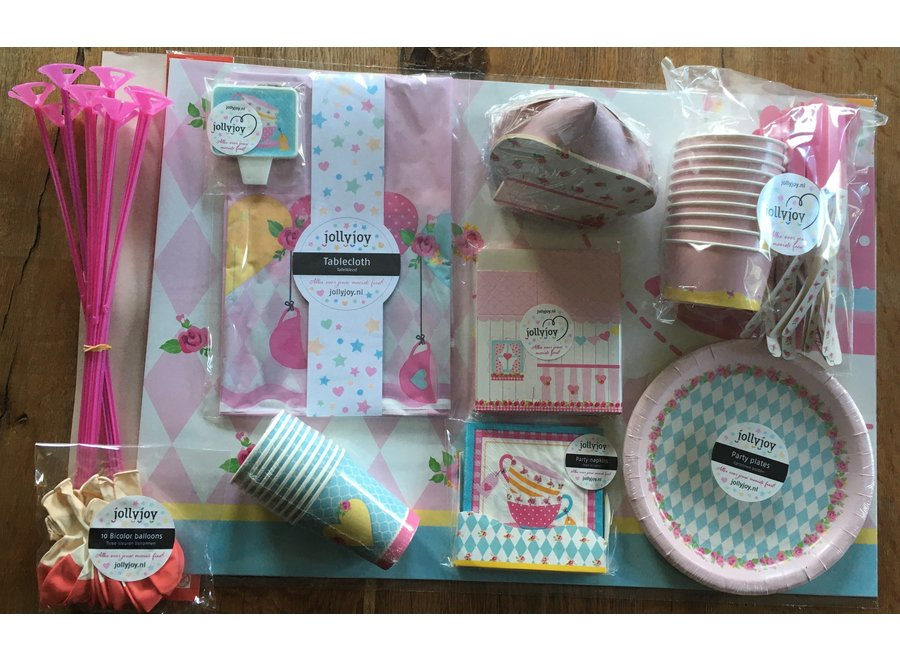 GIRLS TEA PREMIUM KIT