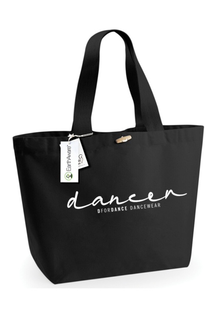 Dancer eco big shopper black