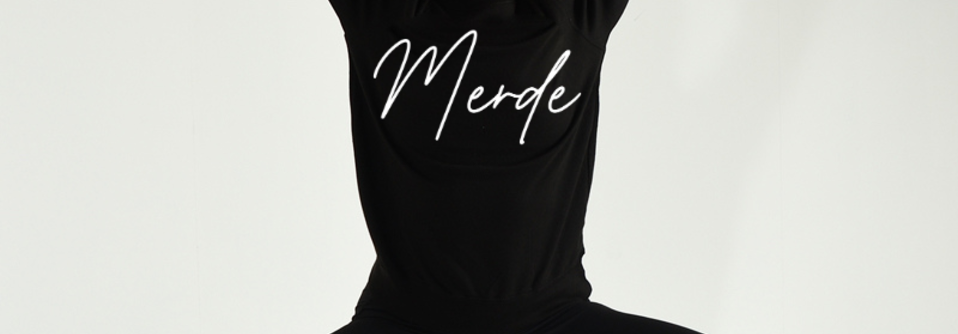 Dance Sweater Comfort Merde - black