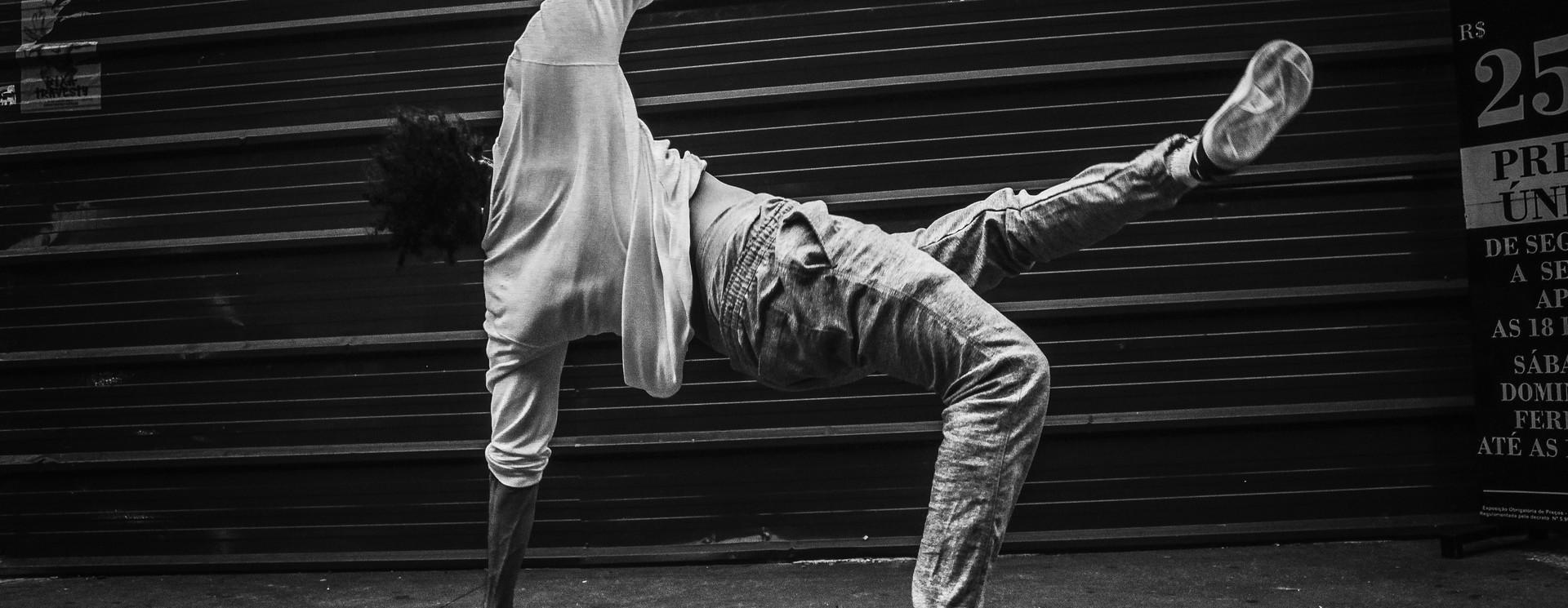 Alle Basics van DforDance dancewear