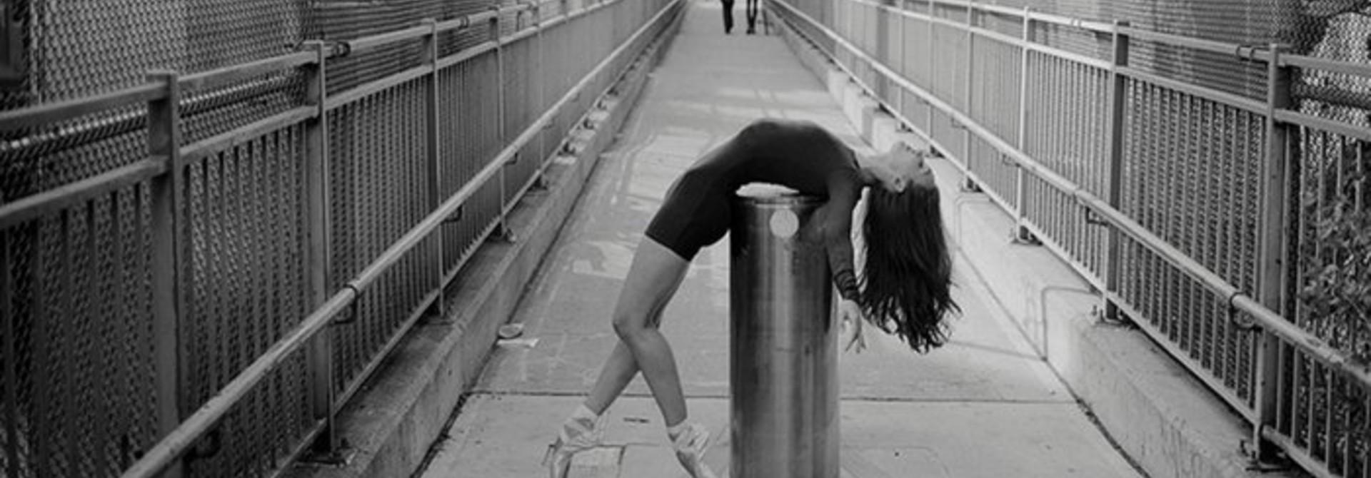 Dansers zien er zelden zo uit als op Instagram