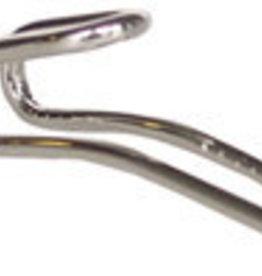 Duplohaken Nikkel - Type Holland