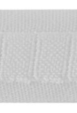 Duploband Terlenka, Wit, breedte 2,5 cm