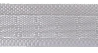 Duploband Transparant, zonder zwarte draad, breedte 2,5 cm
