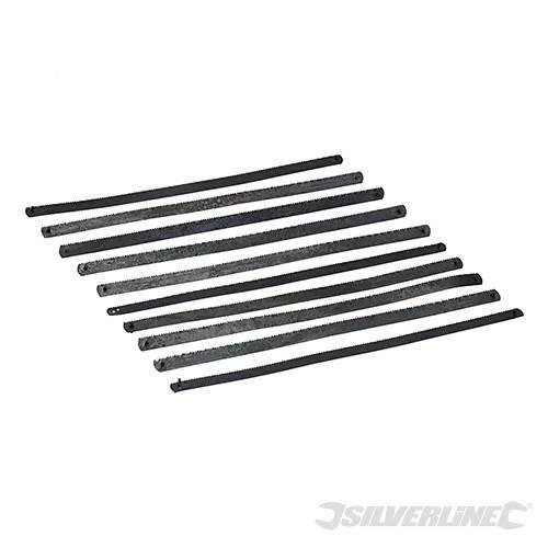 Silverline Junior ijzerzaag bladen, 150 mm