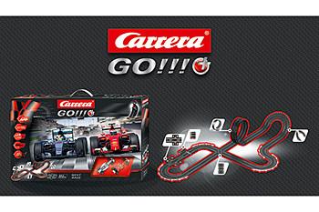Carrera Go Racebaan