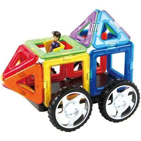 Magformers Vehicle Wow 16 delig set